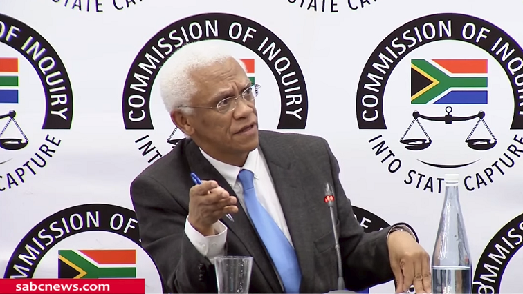 SABC News Peter Volmink - Volmink to return to the stand at state capture inquiry