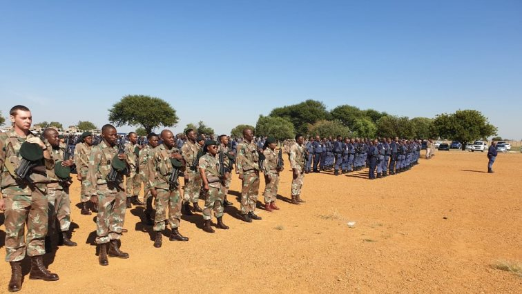 SABC News Police readiness @SAPoliceService - Police have a critical role to play on elections day: Gen. Sitole