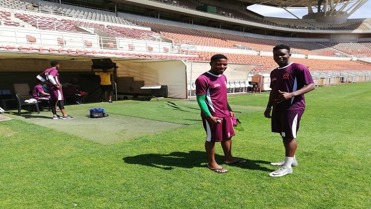 Polokwane City players