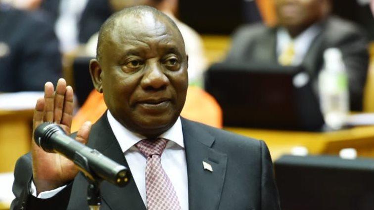 SABC News Pres Ramaphosa @PresidencyZA 1 - Ramaphosa elected President of South Africa