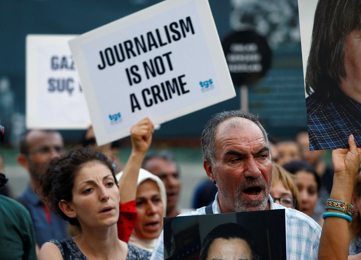 SABC News Press Reuters - SANEF highlights importance of ethical journalism