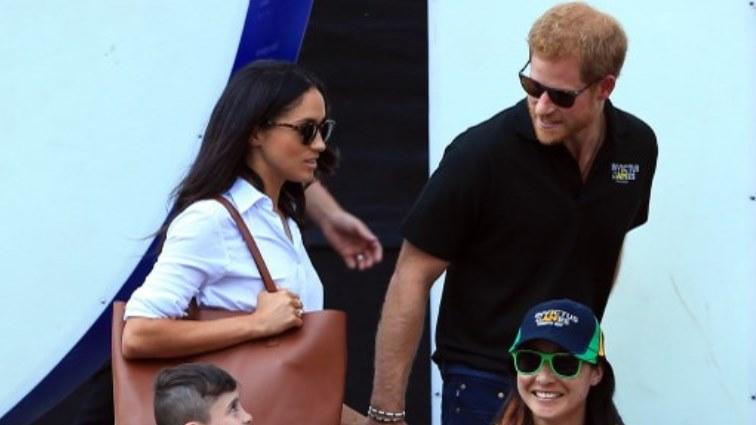SABC News Prince Harry AFP - Prince Harry 'over the moon' as Meghan gives birth to a boy