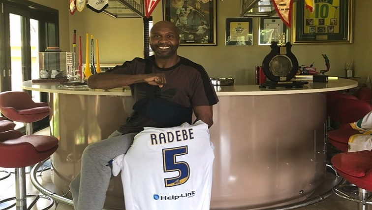 SABC News Radebe Twitter 1 - I don't think Kaizer Chiefs will beat TS Galaxy – Radebe