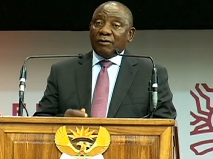 SABC News Ramaphosa Indaba - Crime reduction will help grow SA's tourism industry: Ramaphosa