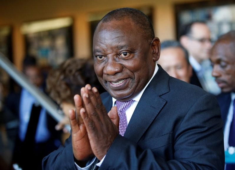 SABC News Ramaphosa Reuters 798x577 - Ramaphosa addresses delegates at close of Travel Indaba