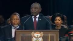 Ramaphosa speech