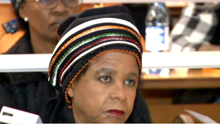 SABC News Ramphele mamphele - Gender parity in positions of power is low in S Africa: Ramphele