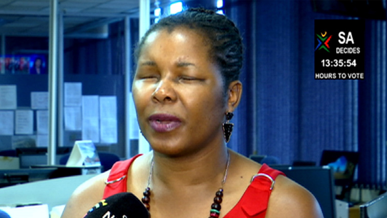 SABC News Rhulani Baloyi P - SABC discusses braille ballot paper for the visually impaired