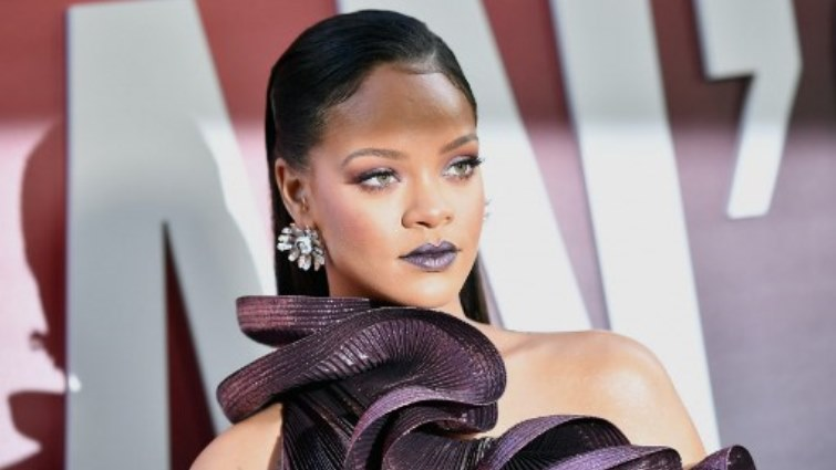 SABC News Rihanna AFP - Pop star Rihanna to launch her own luxury fashion brand: singer
