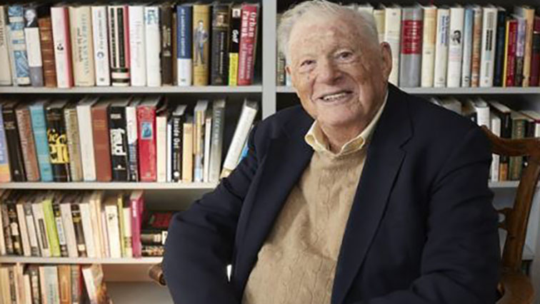 SABC News Robert Bernstein - Publisher,HRW founder Robert Bernstein dies at 96