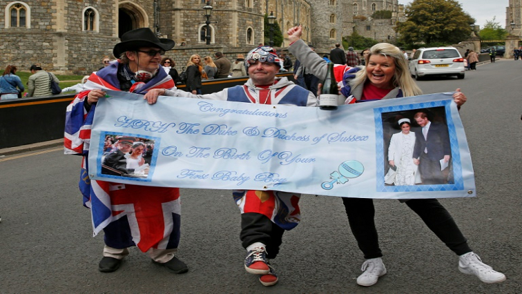 SABC News Royal Baby AFP - Britain eagerly awaits royal baby name