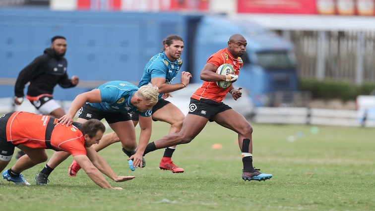 SABC News Sharks Twitter 1 - Sharks aim for double over Lions in key derby clash