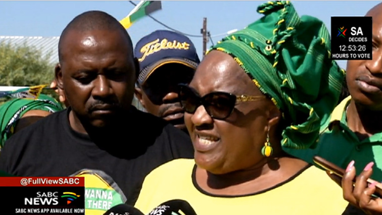 SABC News Sisi Ntombela - Free State Premier elect causes division within ANCYL