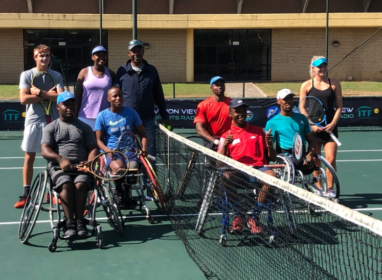 SABC News SpringOpen2019 Twitter - Fourth tennis development centre launched in Durban