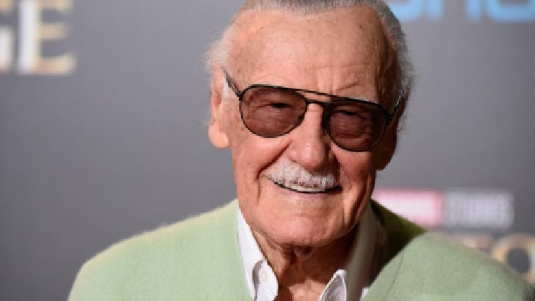 SABC News Stan Lee AFP - Former manager of Marvel creator Stan Lee arrested for elder abuse