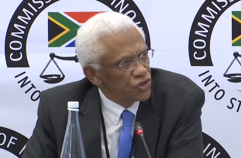 SABC News State Capture - Transnet's Volmink to continue testimony at State Capture inquiry