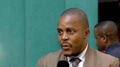 Department spokesperson Steve Mabona