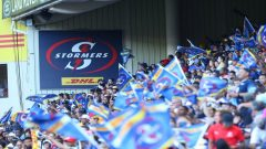 Stormers supporters