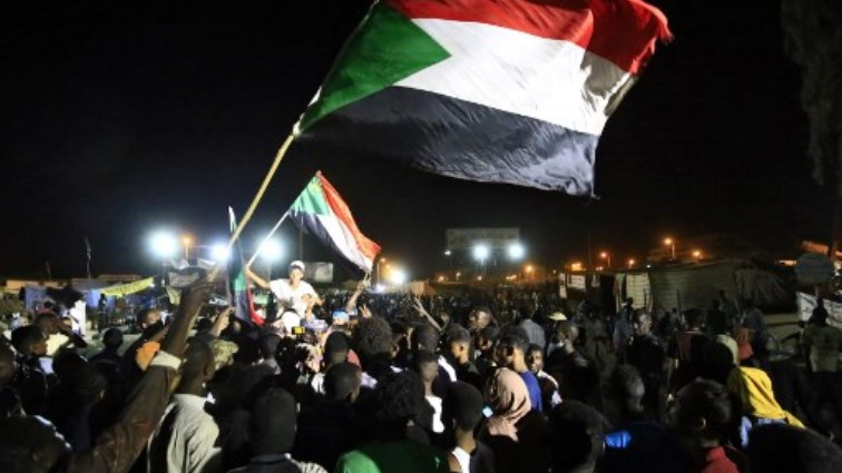 Eight wounded from gunshots near Sudan sit-in: protest spokesman - SABC News - Breaking news, special reports, world, business, sport coverage of all South African current events. Africa's news leader.