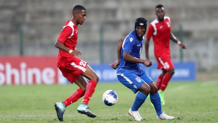 SABC News Swati Twitter - Eswatini and Mauritius play to thrilling 2-2 draw in COSAFA Cup opener