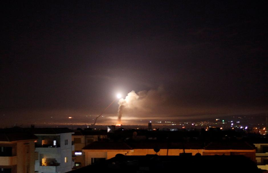 Israel launches strikes on southern Syria - SABC News - Breaking news, special reports, world, business, sport coverage of all South African current events. Africa's news leader.