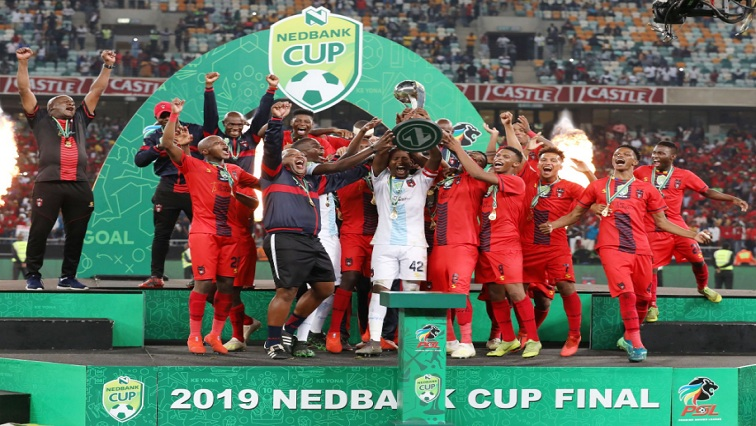 SABC News TS Galaxy Twitter 3 - Nedbank Cup success will hardly have financial benefits – Malesela
