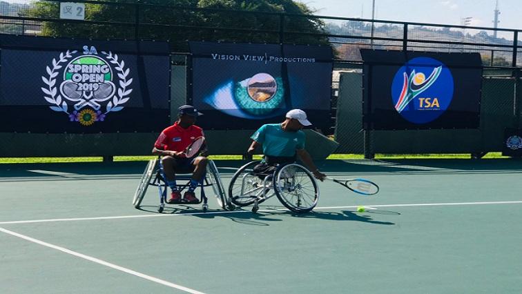 SABC News Tennis Twitter - Tennis SA launches the SA Spring Open