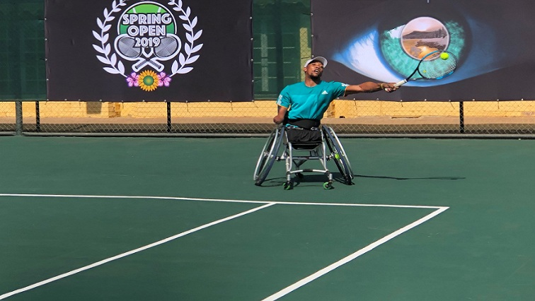 SABC News TennisSA Twitter - Sithole looks to improve on current ranking