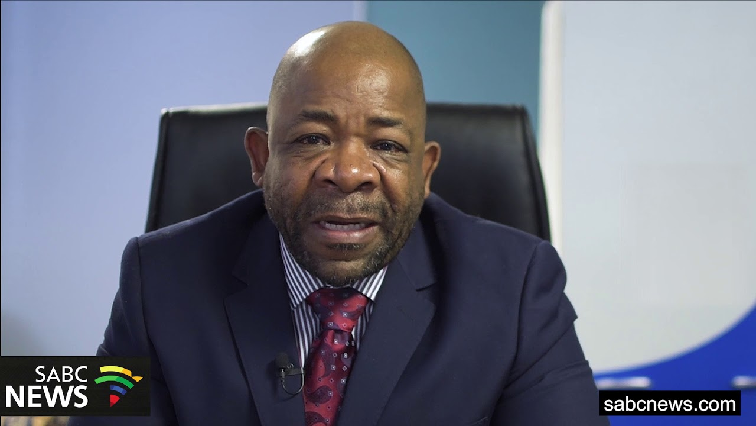 The former vice chairperson of the Electoral Commission (IEC), Terry Tselane.