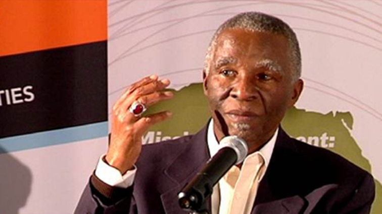 SABC News Thabo Mbeki 2 - Retired African leaders roped in by observer missions