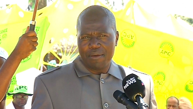SABC News Themba Godi 1 - Godi hopes incoming Scopa members will follow legacy report