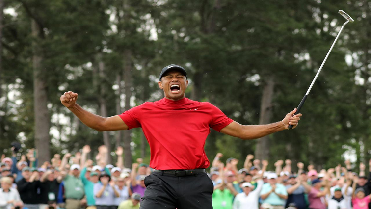 SABC News Tiger Woods R - Woods chases more records in the US PGA Championship