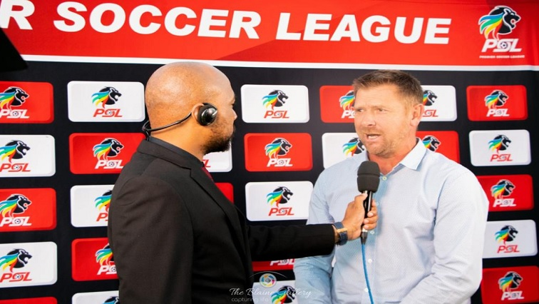 SABC News Tinkler Twitter - Maritzburg United in playoffs driving seat after a win over TTM