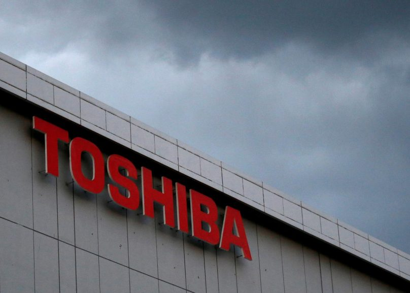 SABC News Toshiba Reuters 808x577 - Toshiba reports increase in full-year net profit