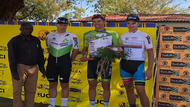SABC News Tour de Limpopo - Basson wins Tour de Limpopo first stage