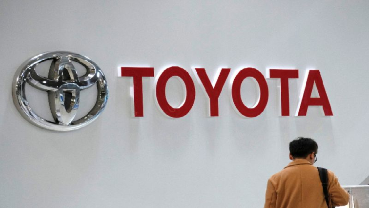 SABC News Toyota AFP - Toyota annual net profit drops by a quarter