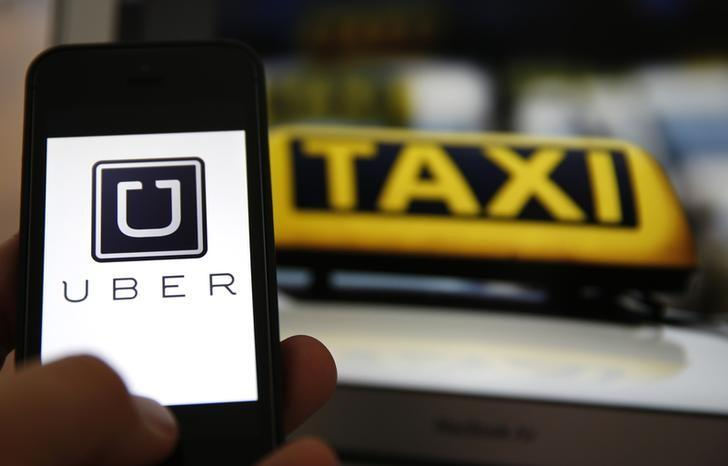 SABC News Uber Reuters - Uber faces class action lawsuit by Australian taxi drivers