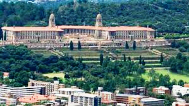 SABC News Union Buildings - Preparations in full swing for President's inauguration