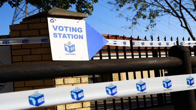 SABC News Voting Station Twitter @IECSouthAfrica 1 - Mpumalanga's Premier encourages residents to vote