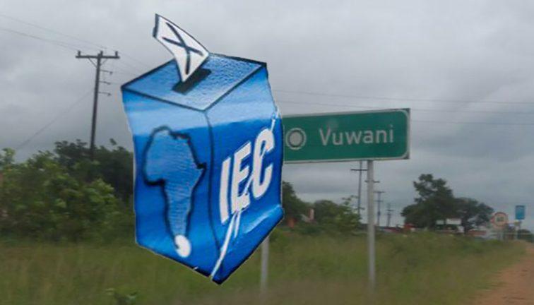 Vuwani voting.