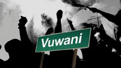 Vuwani poster