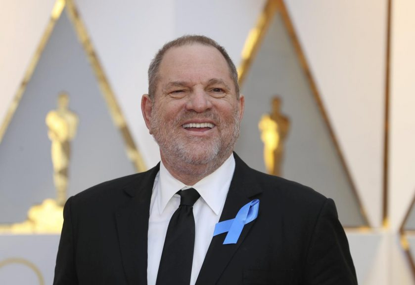 SABC News Weinstein Reuters 839x577 - Weinstein reaches provisional settlement with victims, creditors