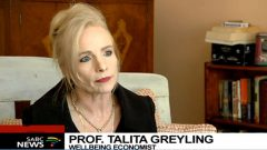 Professor Talita Greyling