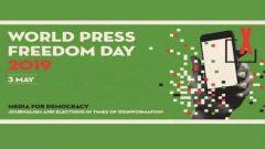 Thursday marks World Press Freedom Day.
