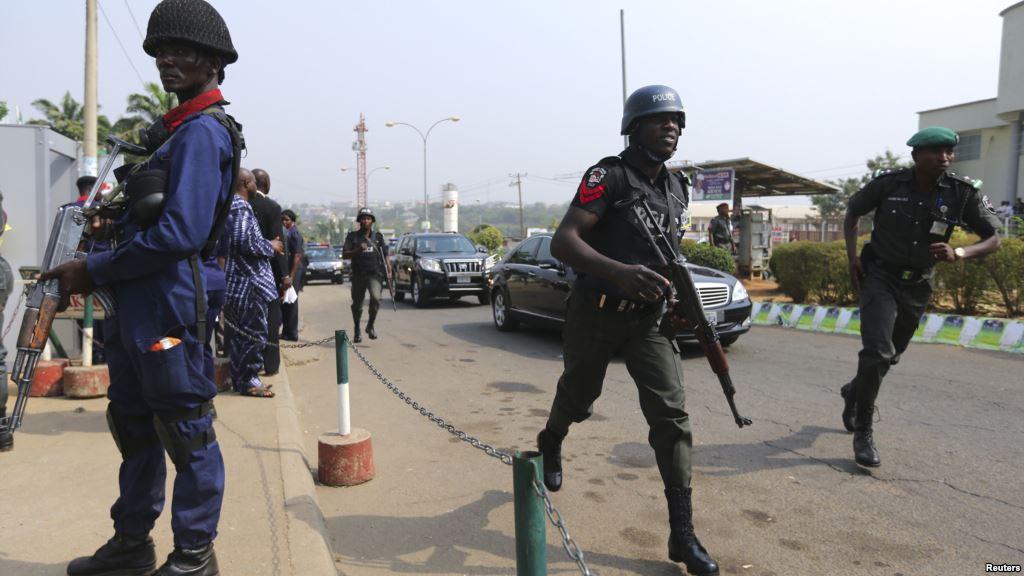 Zamfara police