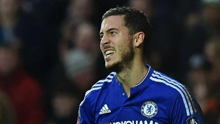 SABC News eden hazard afp - Willian desperate for Hazard to stay at Chelsea