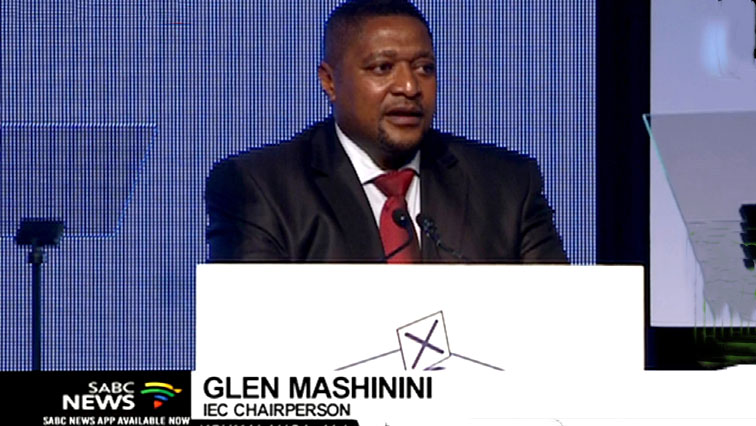 SABC News mashinini IEC - IEC declares Elections 2019 free and fair