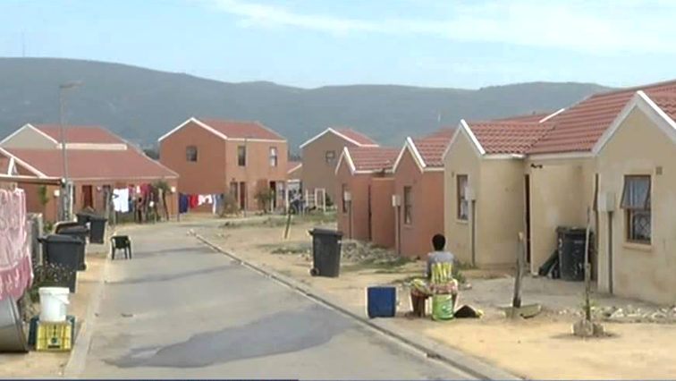 SABC News  RDP - City of C Town hands over houses in Nyanga