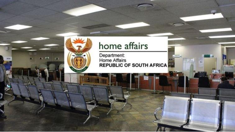 Home Affairs Department
