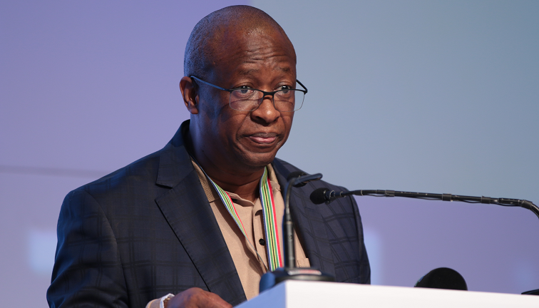 IEC Chief Electoral Officer Sy Mamabolo